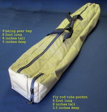 Fly Fishing gear bags